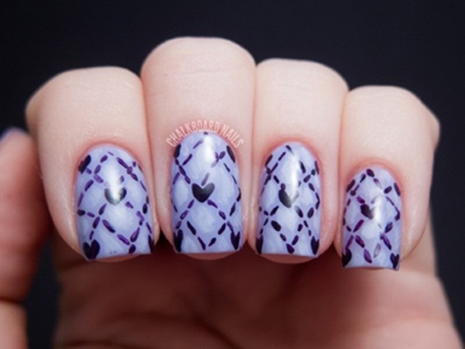 Best Nail Art Designs of 2013 in vogue (19)