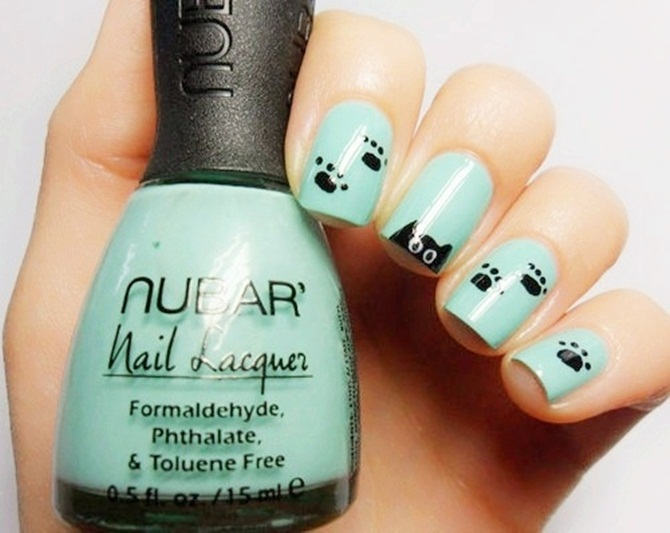 Best Nail Art Designs of 2013 in vogue (23)