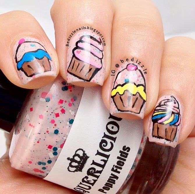 Best Nail Art Designs of 2013 in vogue (30)