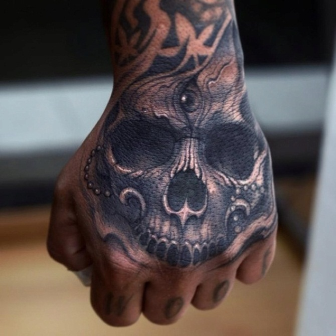Creative Hand Tattoo Designs in Vogue (18)