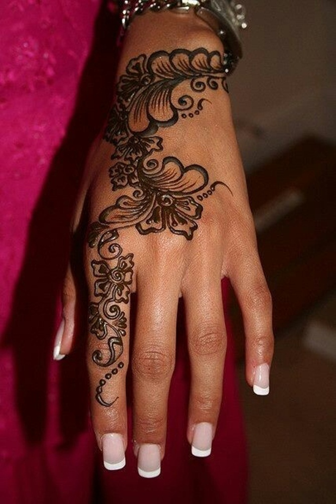 Creative Hand Tattoo Designs in Vogue (27)