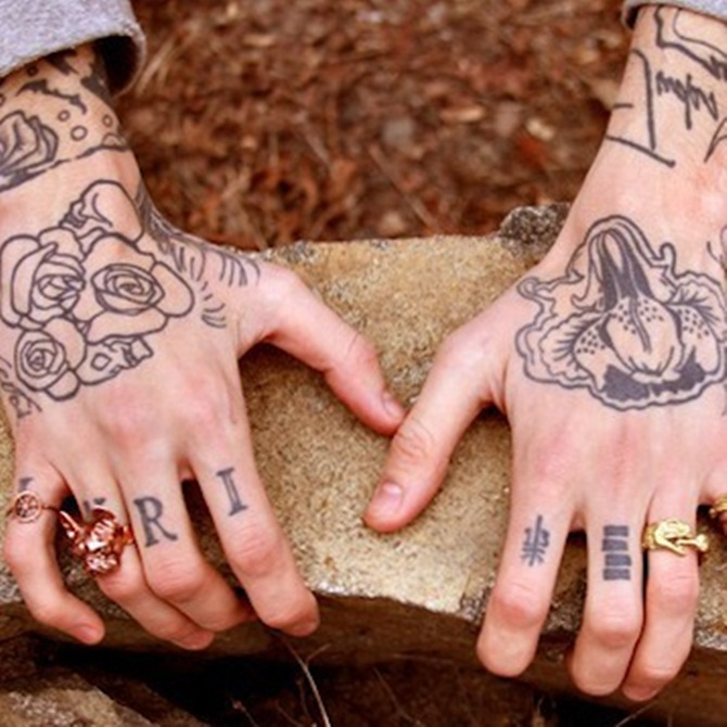 Creative Hand Tattoo Designs in Vogue (34)