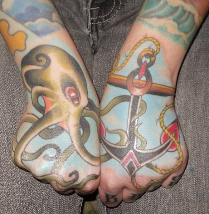 Creative Hand Tattoo Designs in Vogue (6)