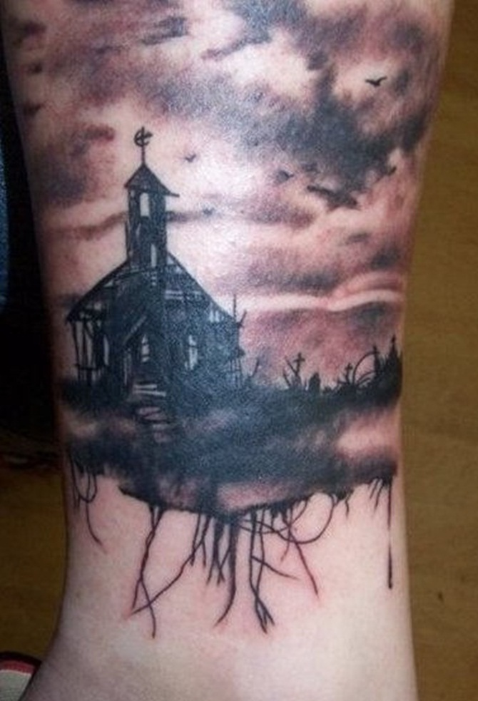Gothic tattoo designs (10)