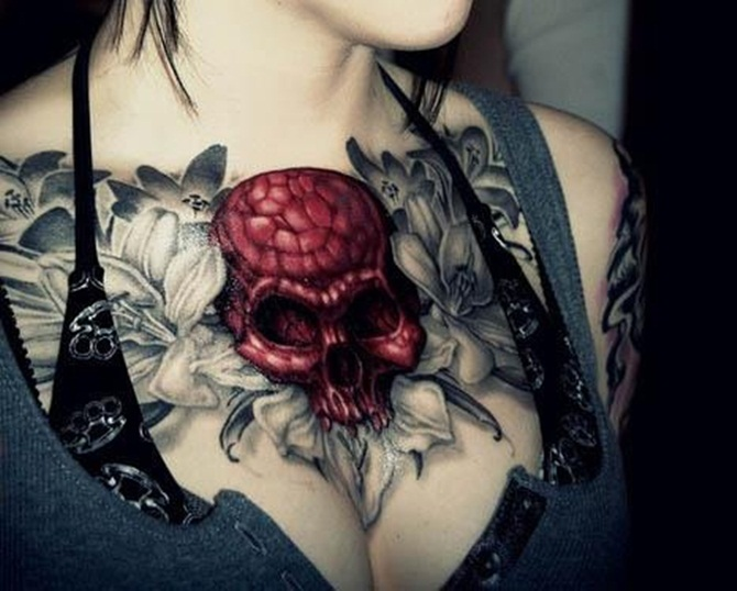 Gothic tattoo designs (12)