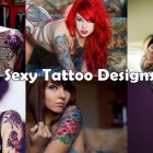 Latest Sexy Tattoo Designs For Girls