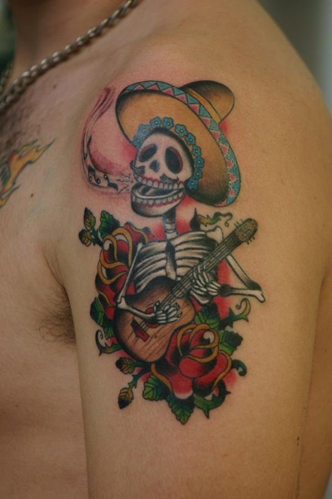 Mexican tattoo designs (11)
