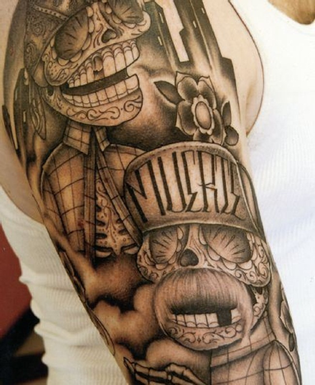 Mexican tattoo designs (19)