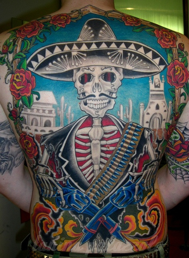 Mexican tattoo designs (29)