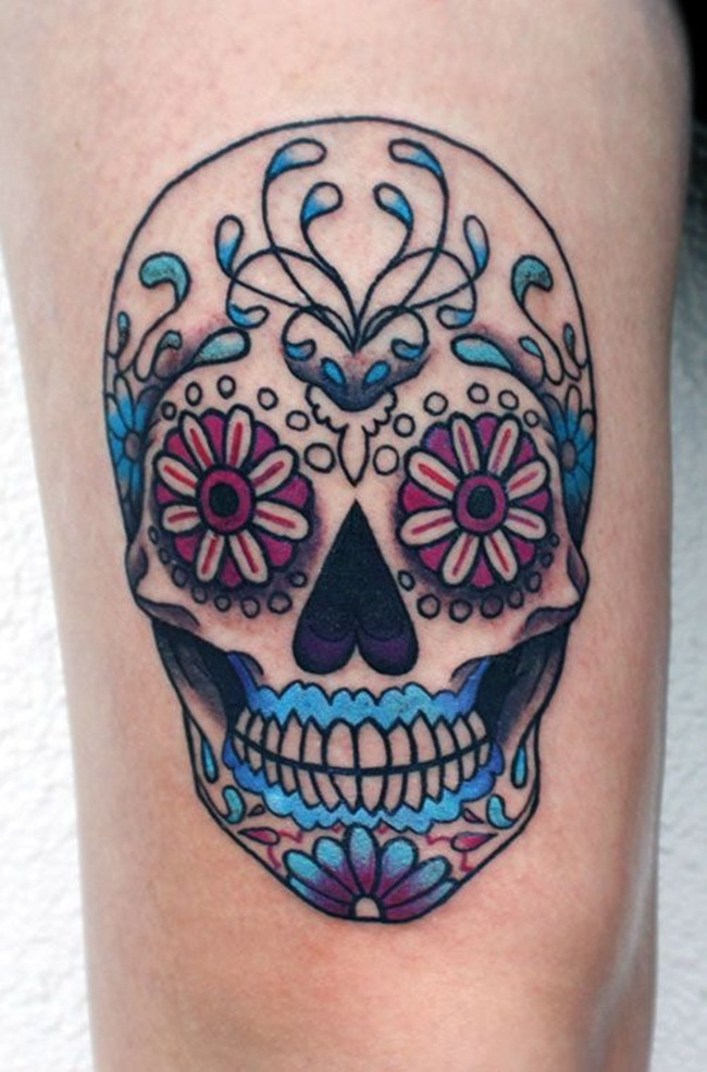 Mexican tattoo designs (9)