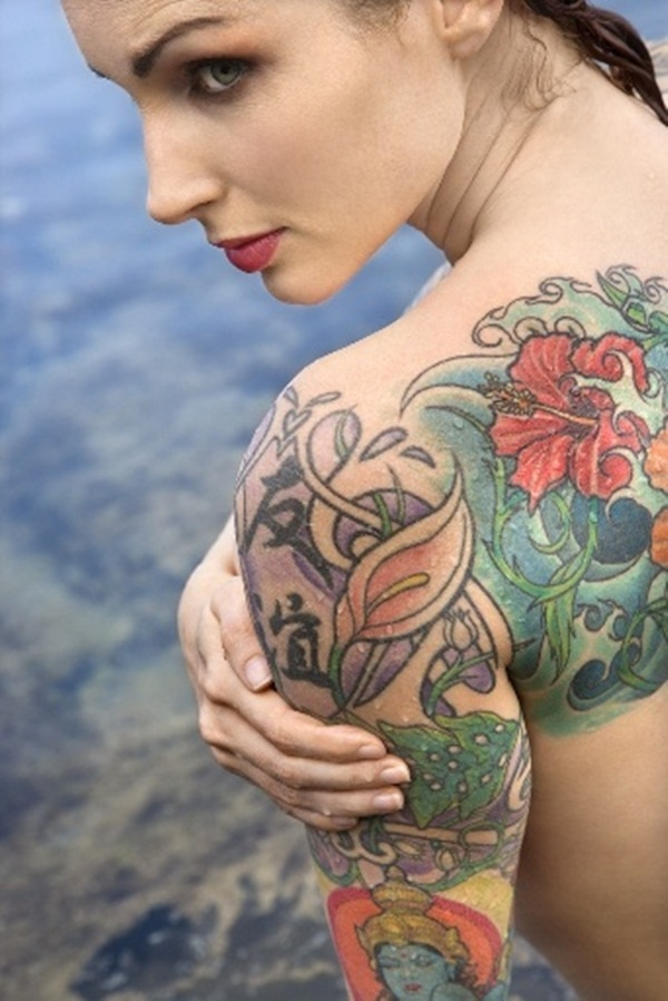 Tattoo Designs for women 11