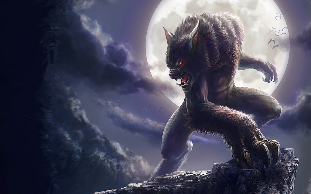 warewolf wallpaper (14)