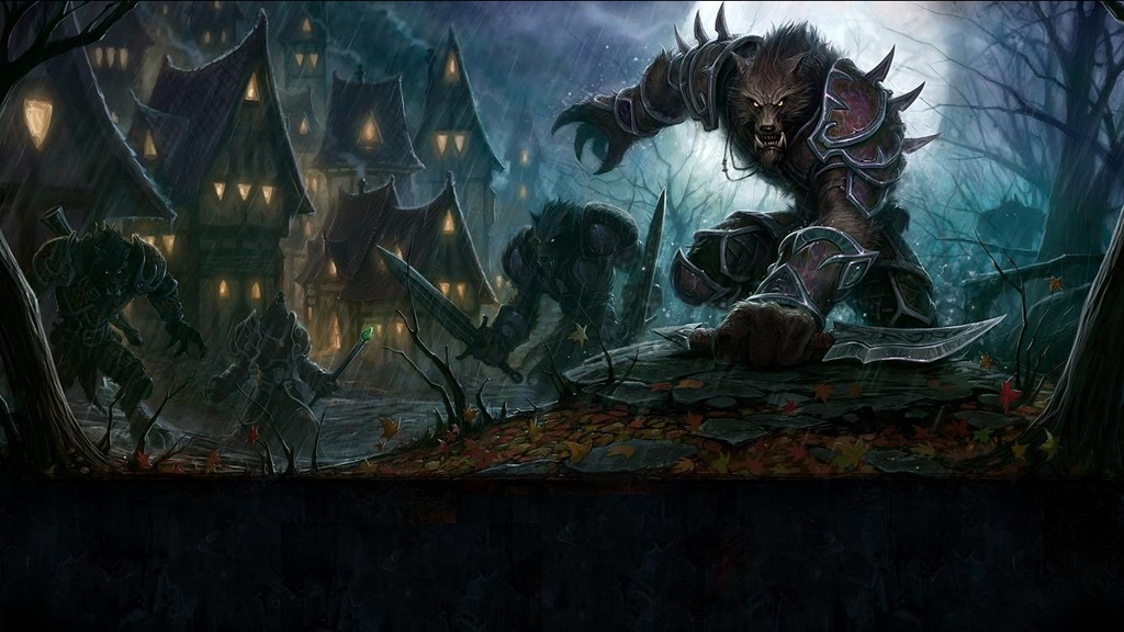 warewolf wallpaper (3)