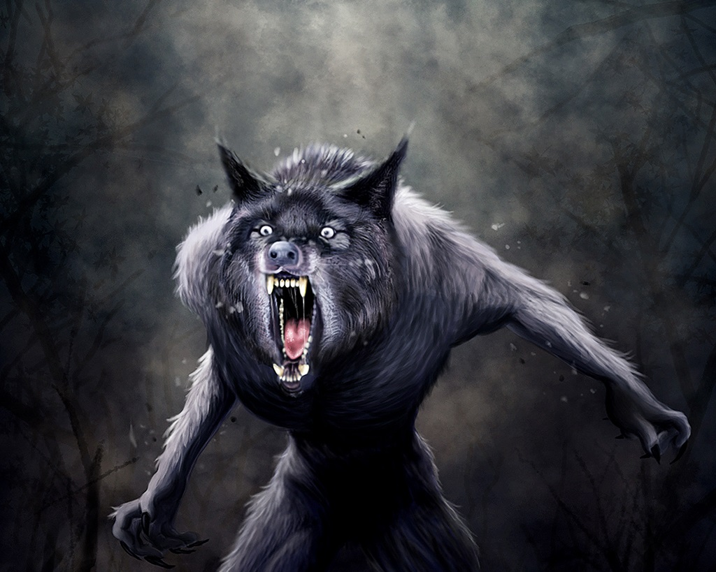25 Scary Werewolf Wallpapers For Desktop