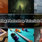 25 Amazing Photoshop Tutorials For CS6