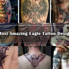 50 Most Amazing Eagle Tattoo Designs