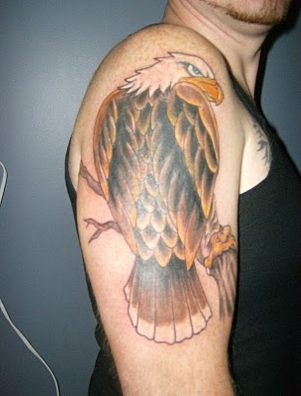Eagle Tattoo (10)