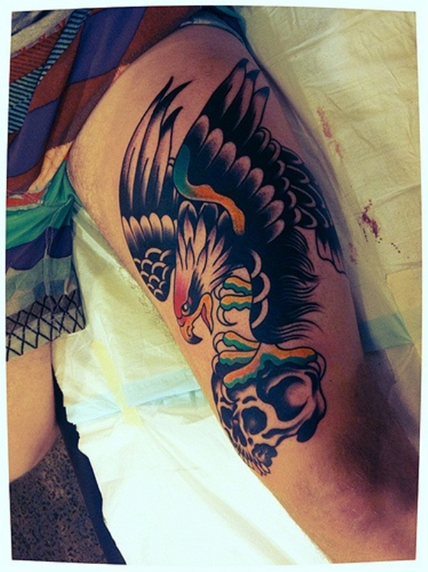 Eagle Tattoo (17)