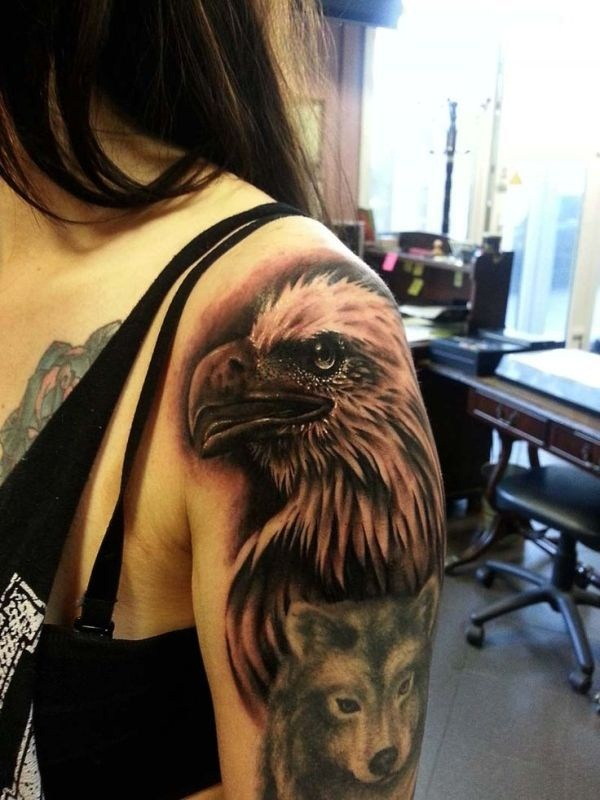 Eagle Tattoo (19)