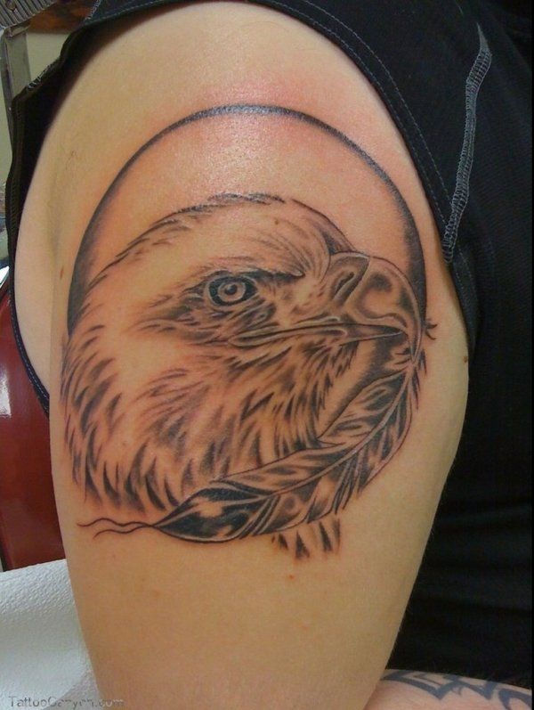 Eagle Tattoo (23)