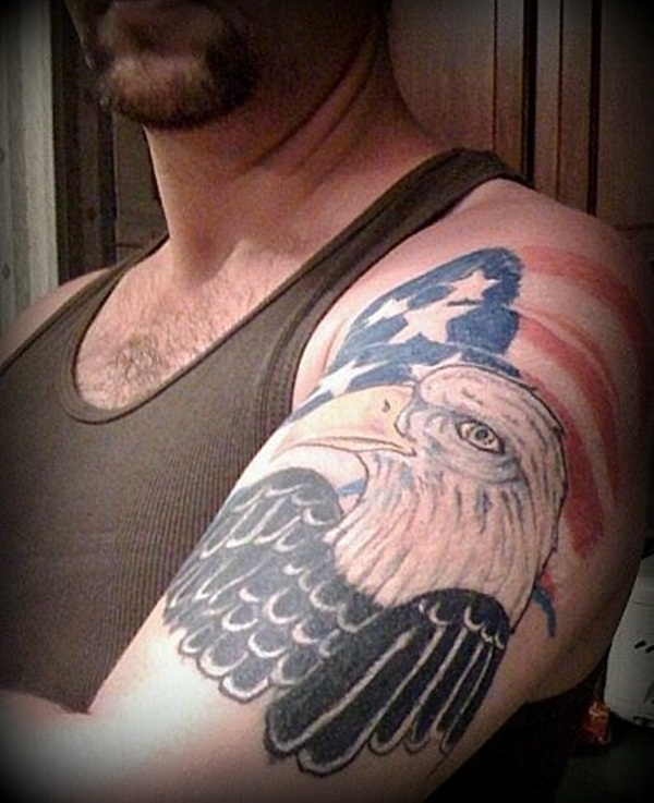 Eagle Tattoo (30)