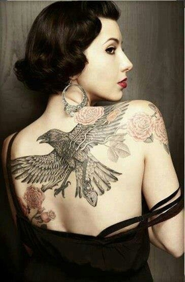Eagle Tattoo (35)