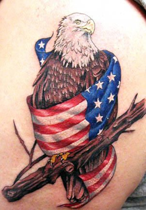 Eagle Tattoo (42)