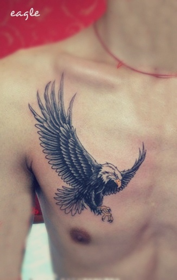 Eagle Tattoo (43)