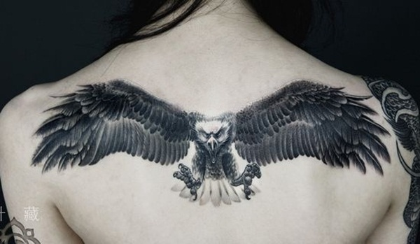 Eagle Tattoo (5)