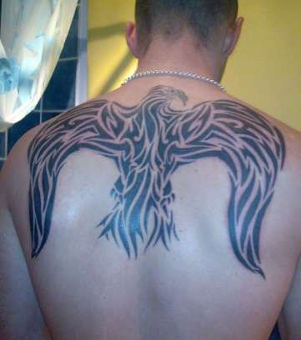 Eagle Tattoo (9)