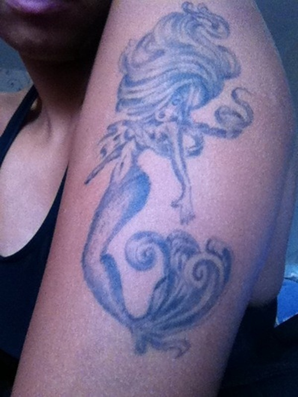 Mermaid Tattoo (17)