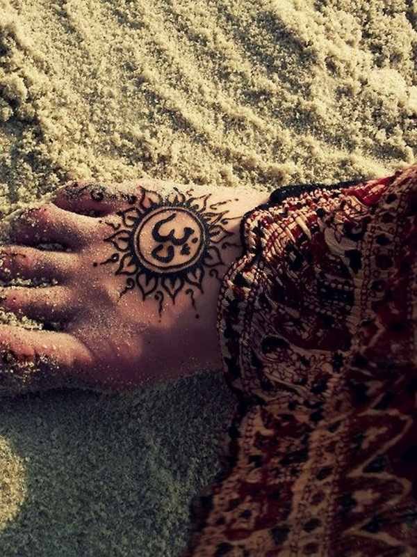Sun Tattoo Designs (27)