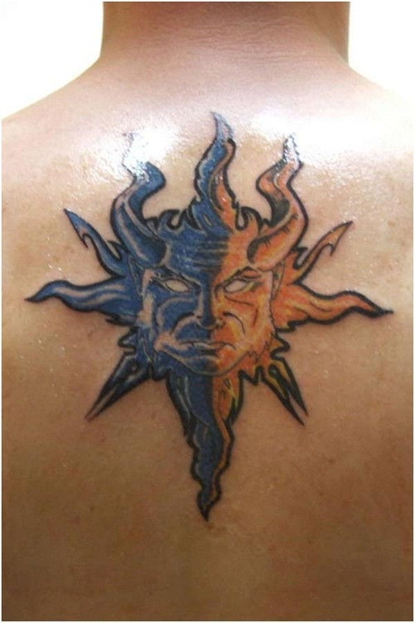Sun Tattoo Designs (3)