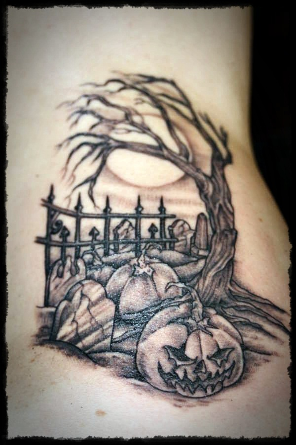 halloween tattoo Designs (12)