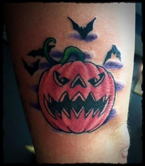 halloween tattoo Designs (19)