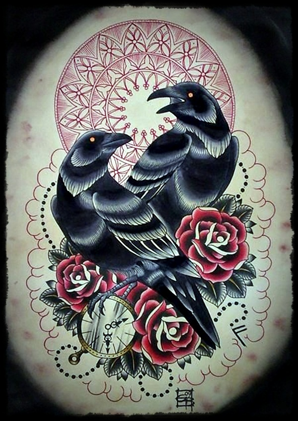 halloween tattoo Designs (22)