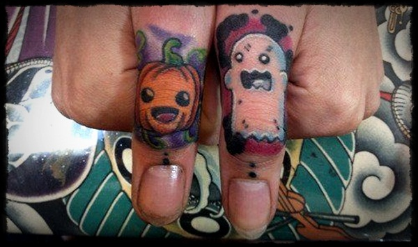 halloween tattoo Designs (36)