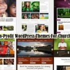 15 Best Non-Profit WordPress Themes For Church & Charity