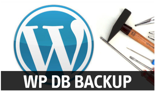 Back Up Your Blog Database