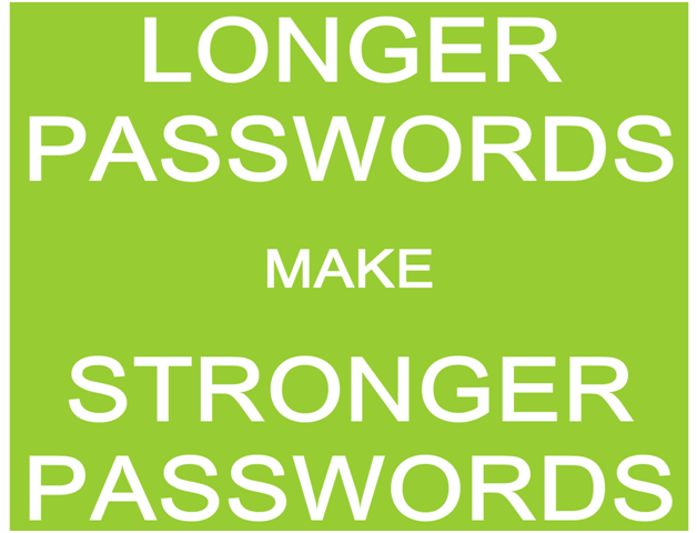 Use a strong user password