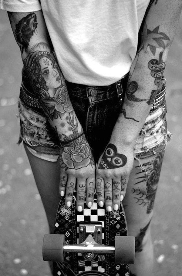 Sleeve tattoo designs (30)