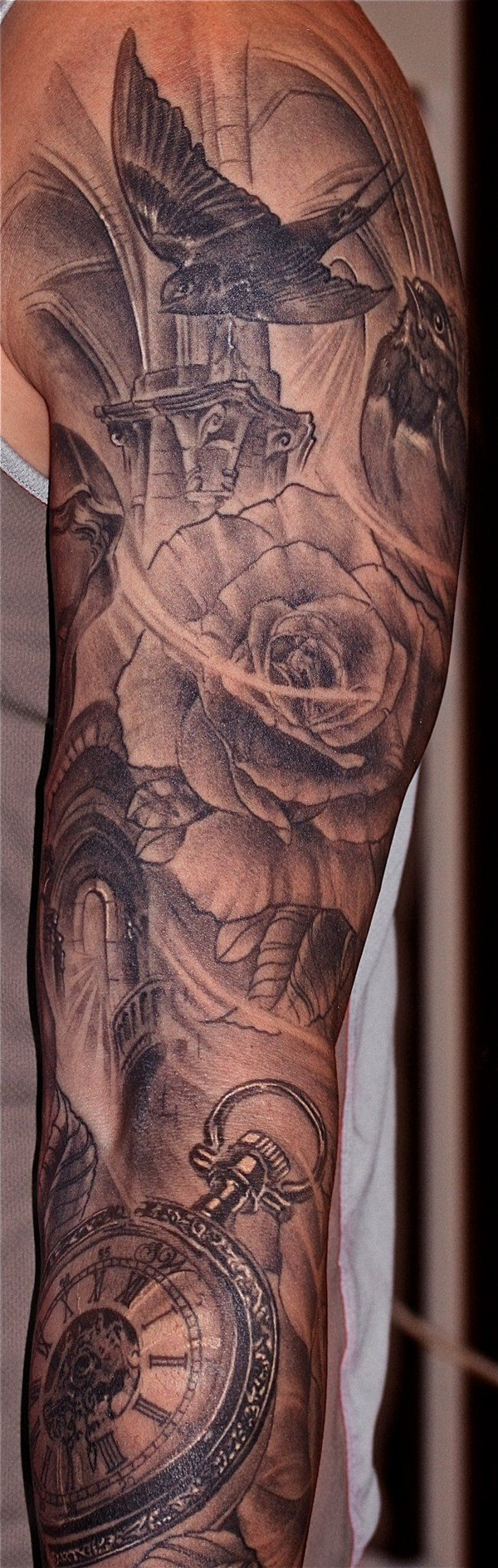 Sleeve tattoo designs (34)