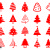 30+ Best Free Christmas Icon Sets of 2015