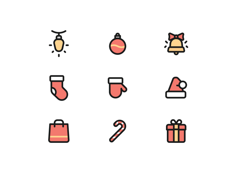 Cool Free Christmas Icons